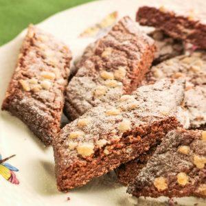 Chokladkakor | Schwedische Schokoladenkekse | Lieblingsspeise | Foodblog | Martina Stasny