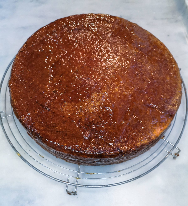 Schokoladentorte mit Kokos-Karamell | Foodblog | Lieblingsspeise.at