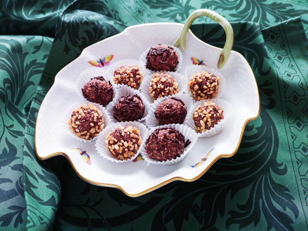 Rumkugeln | Weihnachtskekse | Foodblog | Lieblingsspeise.at