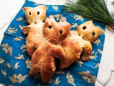 Brioche-Krampus | Foodblog | Lieblingsspeise.at