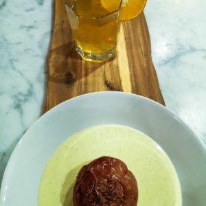 Bratäpfel mit Vanillesauce | Foodblog | Lieblingsspeise.at