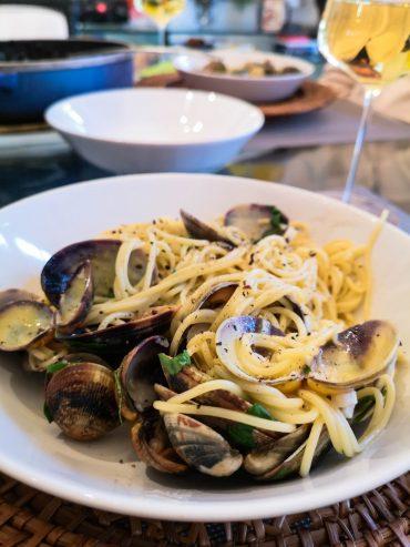 Spaghetti Vongole Veraci | Rezept | Foodblog | Lieblingsspeise.at