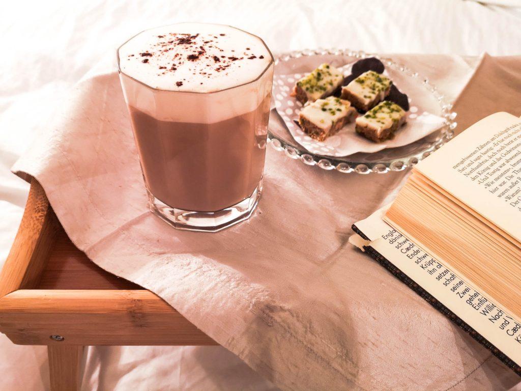 London Fog | Earl Grey mit Milch | Rezept | Foodblog | Lieblingsspeise.at