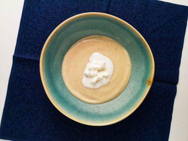 Topinambur-Cremesuppe | Rezept | Foodblog | Lieblingsspeise.at
