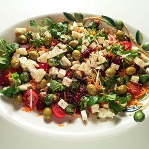 Griechischer Wintersalat | Rezept | Foodblog | Lieblingsspeise.at