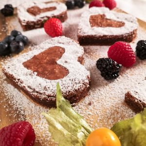 Die besten Brownies der Welt | Valentinstag | Rezept | Lieblingsspeise.at