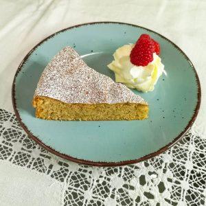 Mallorquinische Mandeltarte | Rezept | Foodblog | Lieblingsspeise.at
