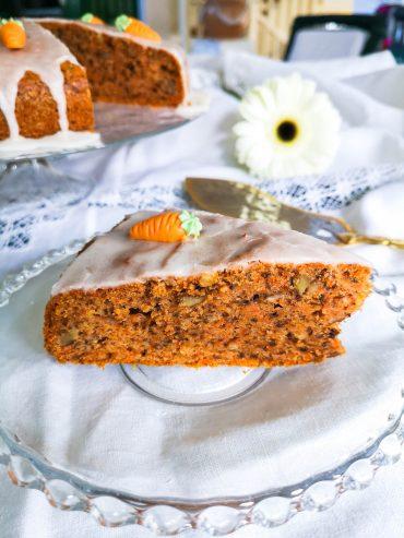 Karottenkuchen | Rezept | Osterrezepte | Lieblingsspeise.at