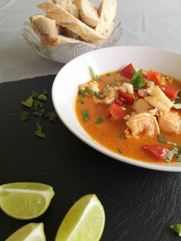 Brasilianischer Fischeintopf | Moqueca de Peixe | Rezept | Foodblog | Lieblingsspeise.at