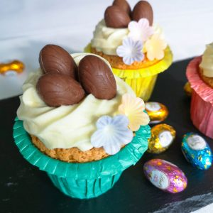 Eierlikör-Cupcakes | Osterrezepte | Rezept | Lieblingsspeise.at