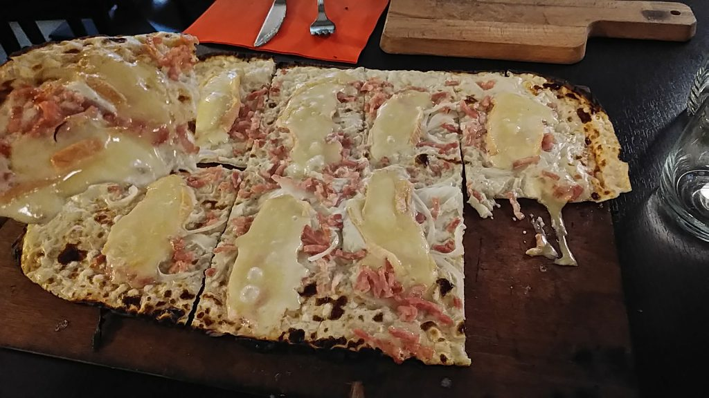 Flammkuchen in Strassburg   Foodblog   Lieblingsspeise.at