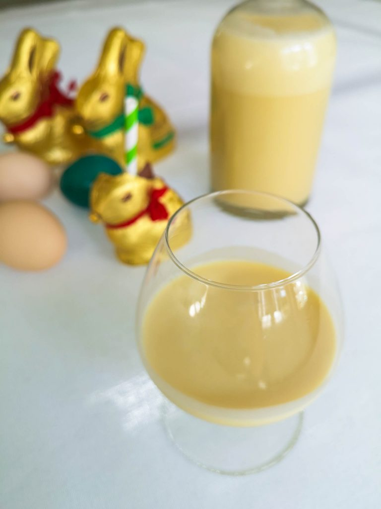 Hausgemachter Eierlikör | Rezept | Foodblog | Lieblingsspeise.at