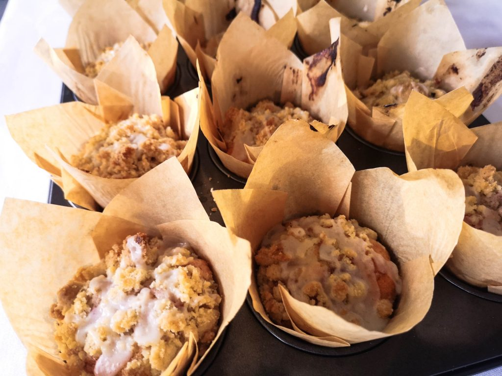 Himbeer-Zitronen-Muffins   Rezept   Foodblog   Lieblingsspeise.at