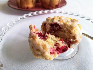 Himbeer-Zitronen-Muffins | Rezept | Foodblog | Lieblingsspeise.at